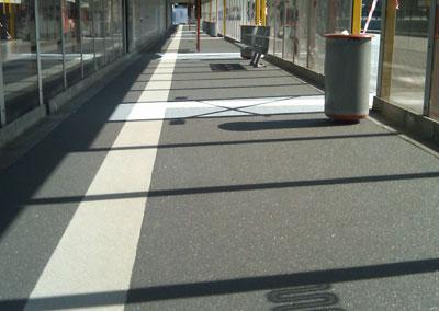 GMPTE Bus Station