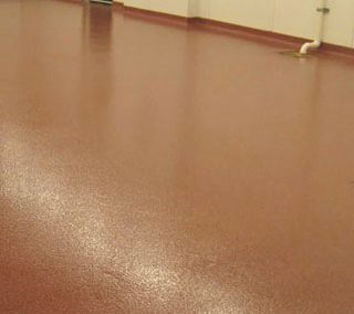 Polyurethane and Epoxy Floor Screeds