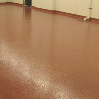 Polyurethane and Epoxy Floor Screeds