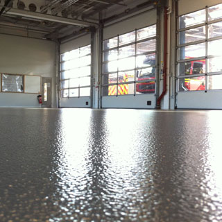 Medium Duty Resin Floor Systems
