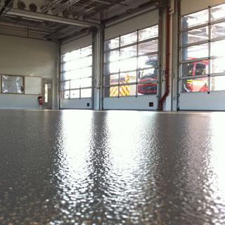 Medium Duty Resin Floor Systems